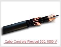 Cabo de Controle Flexível 500/1000 V