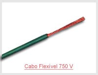 Cabo Flexivel 750 V