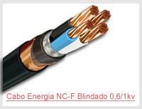 Cabo Energia NC-F Blindado 0,6/1kv