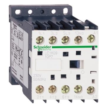 Contactores modelo K até 5,5 kW