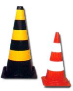 Cone de pvc plasticor
