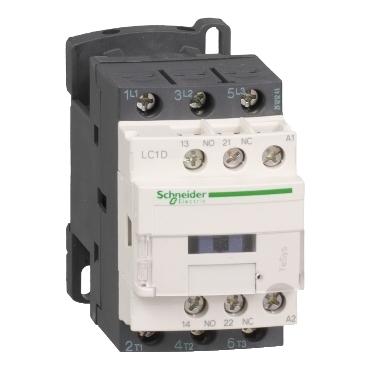 Contactores modelo D até 75 kW
