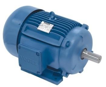 Motor De Indução Mono/trifásico 4cv 1710rpm 220/380v – Voges